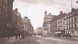 St Ann's Square, Looking North
